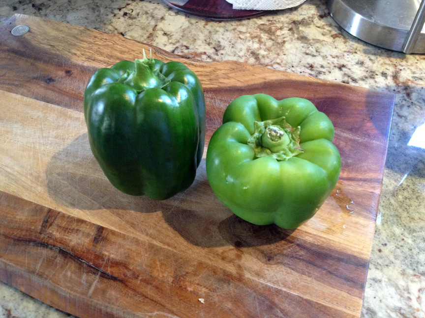 Home grown vs. store bought - no comparison.